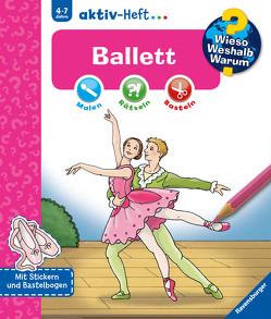 Ballett von Broska,  Elke