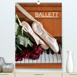 Ballett (Premium, hochwertiger DIN A2 Wandkalender 2021, Kunstdruck in Hochglanz) von Jäger,  Anette/Thomas