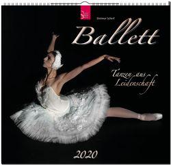 Ballett – Tanzen aus Leidenschaft von Scherf,  Dietmar