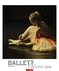 Ballett Träume – Kalender 2019 von Olich,  Mark, Weingarten