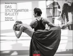 Ballettsaal – Stuttgarter Ballett Kalender 2021 von Kilian,  Gundel, Weingarten