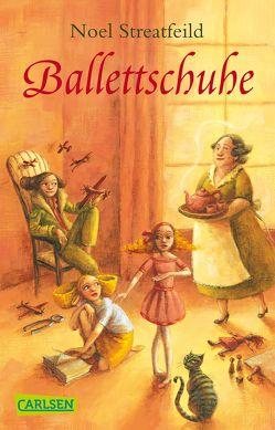 Ballettschuhe von Brender,  Irmela, Streatfeild,  Noel