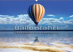 Ballonfahrt – Faszination und Abenteuer (Wandkalender 2019 DIN A2 quer) von Bleicher,  Renate