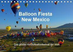 Balloon Fiesta New Mexico (Tischkalender 2019 DIN A5 quer) von Pfaff,  Hans-Gerhard