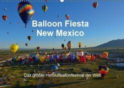 Balloon Fiesta New Mexico (Wandkalender 2019 DIN A2 quer) von Pfaff,  Hans-Gerhard