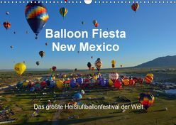 Balloon Fiesta New Mexico (Wandkalender 2019 DIN A3 quer) von Pfaff,  Hans-Gerhard