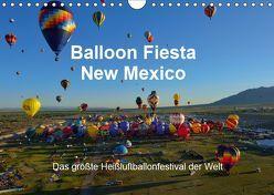 Balloon Fiesta New Mexico (Wandkalender 2019 DIN A4 quer) von Pfaff,  Hans-Gerhard