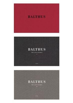 Balthus – The last Studies von Balthus
