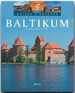 BALTIKUM – Reisen & Erleben von Freyer,  Ralf, Luthardt,  Ernst-Otto