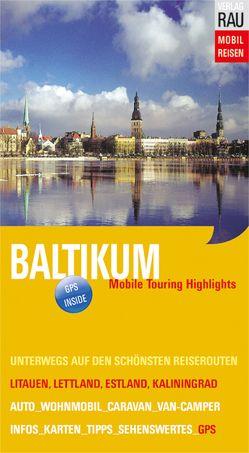 Baltikum von Moll,  Michael, Rau,  Werner