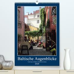 Baltische Augenblicke (Premium, hochwertiger DIN A2 Wandkalender 2020, Kunstdruck in Hochglanz) von Weiß,  Konrad