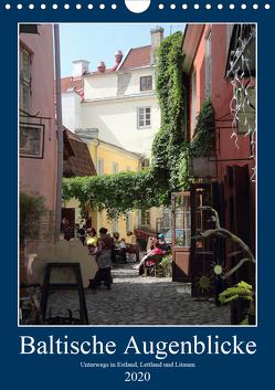 Baltische Augenblicke (Wandkalender 2020 DIN A4 hoch) von Weiß,  Konrad