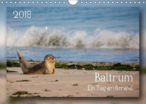 Baltrum – Ein Tag am Strand (Wandkalender 2018 DIN A4 quer) von Heizmann bildkunschd,  Thomas