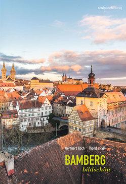 Bamberg bildschön von Koch,  Bernhard, Paal,  Thomas, Schulte,  Maike