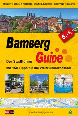 Bamberg Guide von Böttner,  Bastian, Raupach,  Markus
