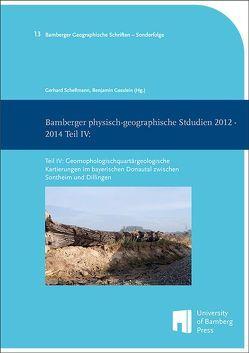 Bamberger physisch-geographische Stdudien 2012 – 2014 von Schellmann,  Gerhard