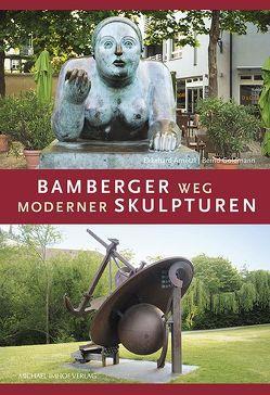 Bamberger Weg moderner Skulpturen von Arnetzl,  Ekkehard, Goldmann,  Bernd