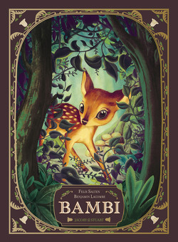 Bambi von Felix,  Salten, Lacombe,  Benjamin