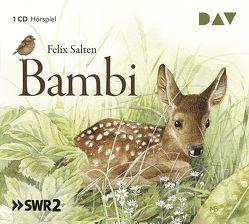 Bambi von Bastin,  Marjolein, Elstner,  Frank, Salten,  Felix, Siedhoff,  Joost, u.v.a.