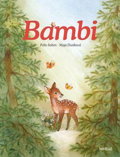 Bambi von Dusikova,  Maja, Salten,  Felix