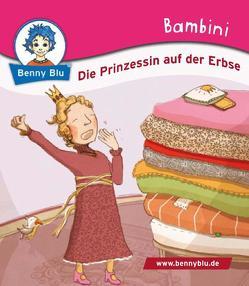 Bambini Die Prinzessin auf der Erbse von Christof,  Annika, Dürr,  Julia