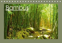 Bambus (Tischkalender 2018 DIN A5 quer) von by Sylvia Seibl,  CrystalLights