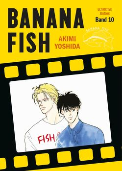 Banana Fish: Ultimative Edition 10 von Lange,  Markus, Yoshida,  Akimi