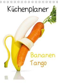 Bananen Tango – Küchenplaner (Tischkalender 2018 DIN A5 hoch) von Becke,  Jan, jamenpercy,  k.A.