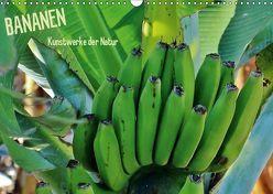 Bananen (Wandkalender 2019 DIN A3 quer) von Ganz,  Andrea