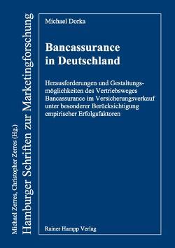 Bancassurance in Deutschland von Dorka,  Michael