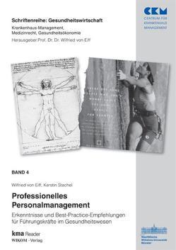 Band 4 Professionelles Personalmanagement von Wilfried von Eiff,  Kerstin Stachel