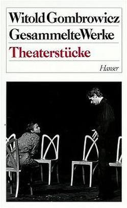 Band 5: Theaterstücke von Arnold,  Fritz, Fieguth,  Rolf, Gombrowicz,  Witold, Kunstmann,  Heinrich, Vogel,  Christa