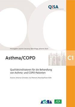 Band C1: Asthma/COPD von Kaufmann-Kolle,  Petra, Schneider,  Antonius, Tilemann,  Lisa