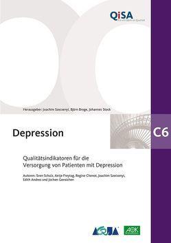 Band C6: Depression – Qualitätsindikatoren für die Versorgung von Patienten mit Depression von Broge,  Björn, Stock,  Johannes, Szecsenyi,  Joachim