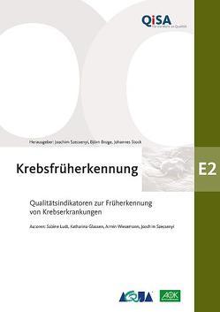 Band E2: Krebsfrüherkennung von Broge,  Björn, Stock,  Johannes, Szecsenyi,  Joachim