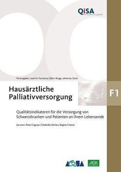 Band F1: Hausärztliche Palliativversorgung von Broge,  Björn, Stock,  Johannes, Szecsenyi,  Joachim