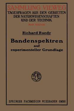 Bandenspektren von Ruedy,  Richard