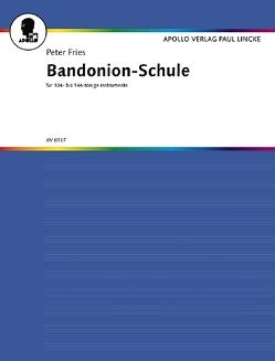 Bandonion-Schule von Fries,  Peter