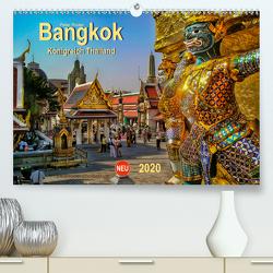 Bangkok – Königreich Thailand (Premium, hochwertiger DIN A2 Wandkalender 2020, Kunstdruck in Hochglanz) von Roder,  Peter