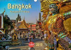 Bangkok – Königreich Thailand (Wandkalender 2019 DIN A3 quer)