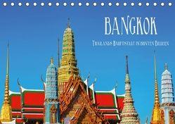 Bangkok – Thailands Hauptstadt in bunten Bildern (Tischkalender 2018 DIN A5 quer) von Müller,  Christian
