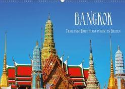 Bangkok – Thailands Hauptstadt in bunten Bildern (Wandkalender 2018 DIN A2 quer) von Müller,  Christian