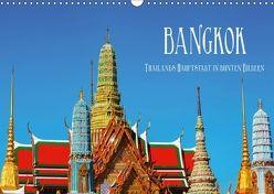 Bangkok – Thailands Hauptstadt in bunten Bildern (Wandkalender 2018 DIN A3 quer) von Müller,  Christian