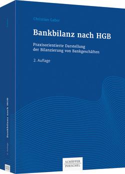 Bankbilanz nach HGB von Gaber,  Christian