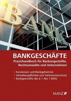 Bankgeschäfte von Urbanek,  Christoph