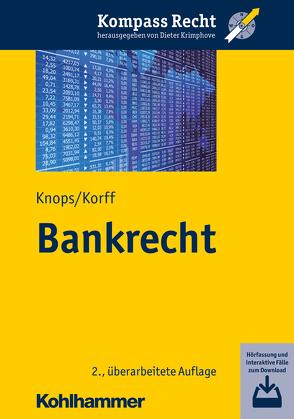 Bankrecht von Knops,  Kai-Oliver, Korff,  Niklas, Krimphove,  Dieter