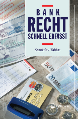 Bankrecht – Schnell erfasst von Hoffmann,  D., Tobias,  Stanislav