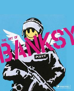 Banksy / Protest von Mercurio,  Gianni