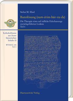 Bannlösung (nam-érim-búr-ru-da) von Maul,  Stefan M.