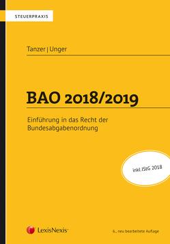 BAO 2018/2019 von Tanzer,  Michael, Unger,  Peter